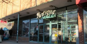 Antique Mall, Lawrence Kansas