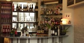 Bar area. Photo via Fatta Cuckoo.