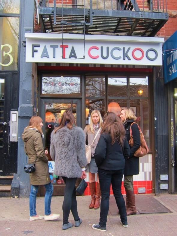 Fatta Cuckoo New York New York