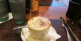 MMmmm, latte.