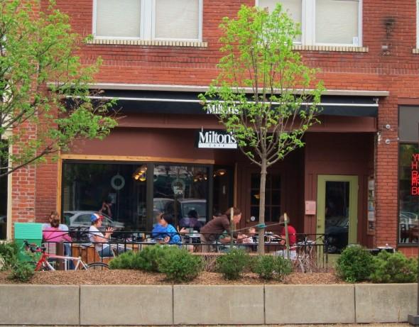 Milton's Lawrence Kansas