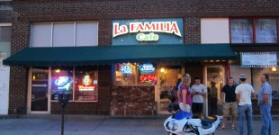 La Familia Cafe, Lawrence Kansas