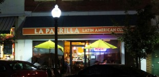 La Parrilla Lawrence KS