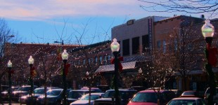 Holidays, Lawrence Kansas