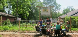 Lawrence Food Garden Tour