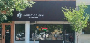 HOUSE OF CHá, Lawrence Kansas