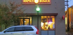 Ramen Bowls, Lawrence Kansas