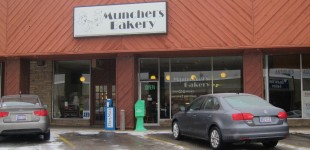Munchers Bakery, Lawrence Kansas