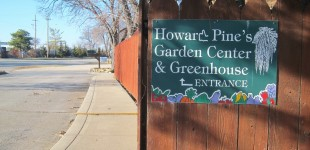 Howard Pine's Garden Center & Greenhouse, Lawrence Kansas