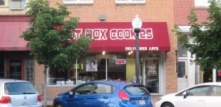 Hot Box Cookies, Lawrence Kansas